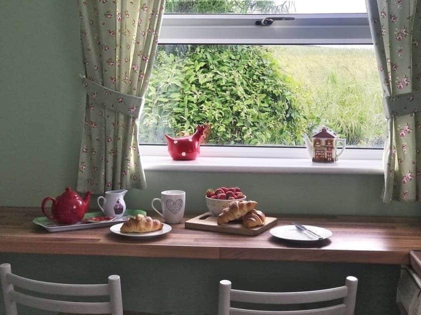 Kitchen   The Miner's Cottage, Loftus, near Saltburn-by-the-Sea
