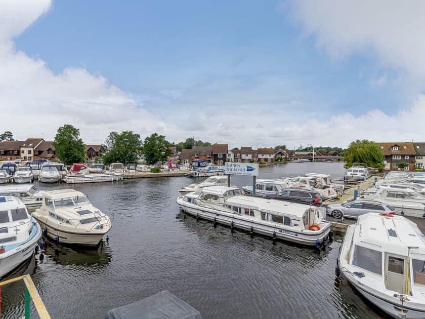 View | Jib Sail - The Sail Loft, Wroxham