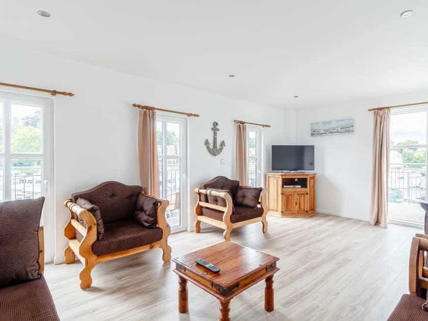 Living room | Spinnaker - The Sail Loft, Wroxham