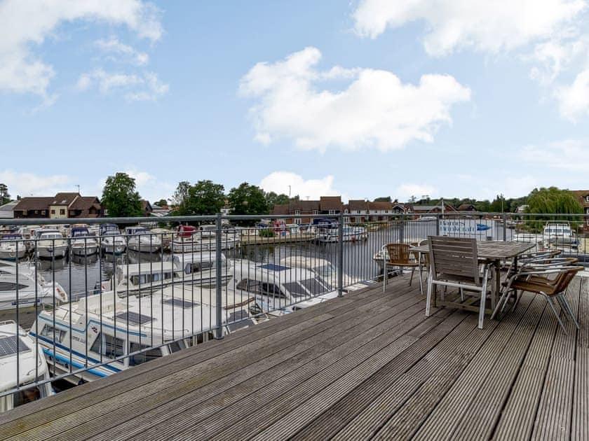 Decking | Spinnaker - The Sail Loft, Wroxham