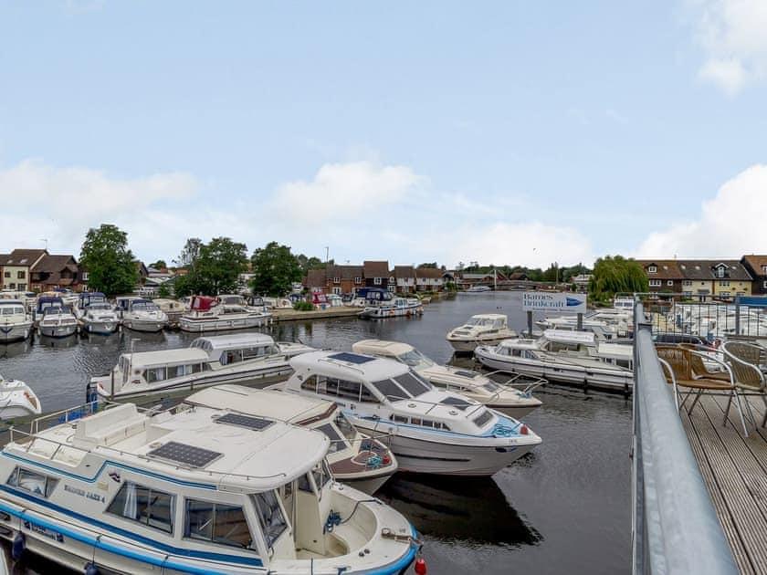 View | Spinnaker - The Sail Loft, Wroxham