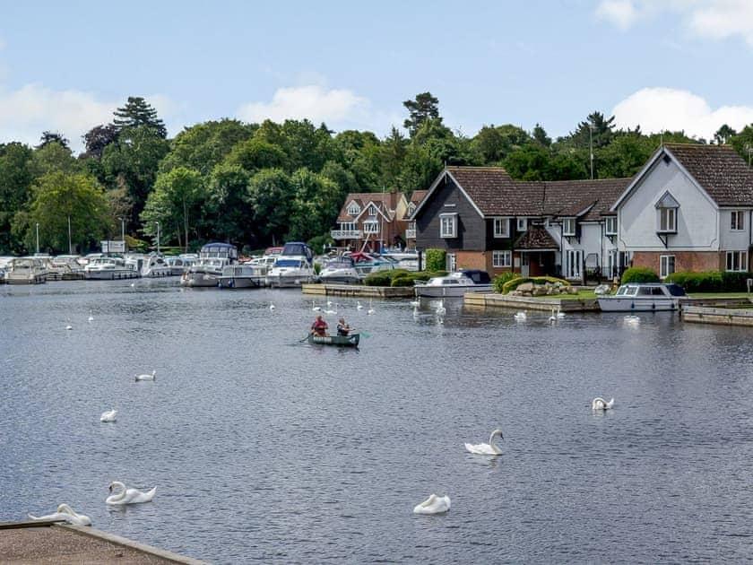 Surrounding area | Spinnaker - The Sail Loft, Wroxham