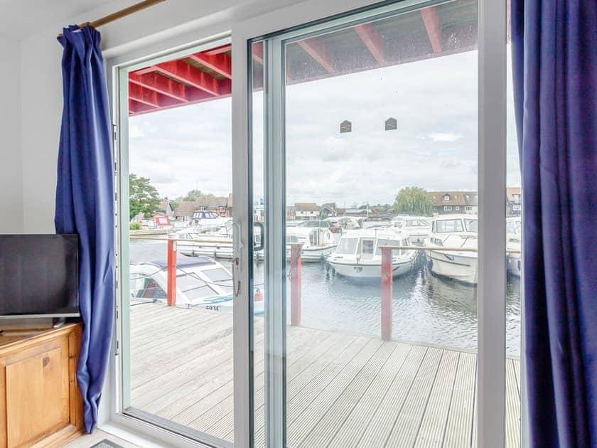 Double bedroom   Top Sail - The Sail Loft, Wroxham