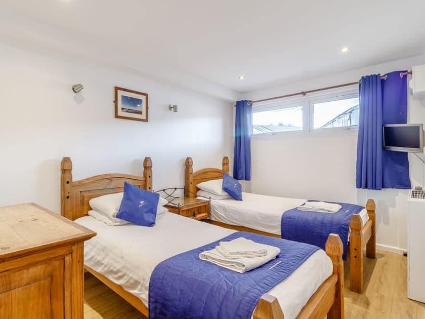 Twin bedroom | Stay Sail - The Sail Loft, Wroxham