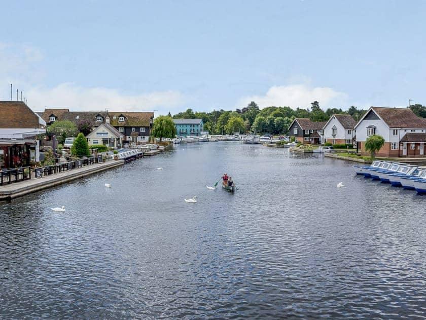 Surrounding area | Stay Sail - The Sail Loft, Wroxham