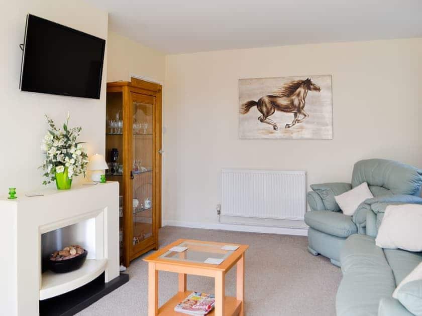 Living room | Trewyn, Chepstow