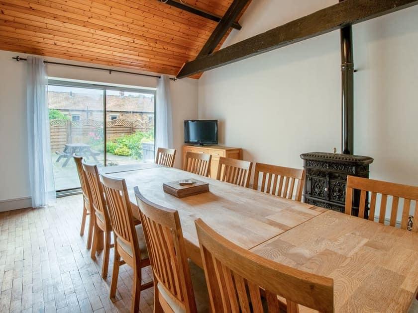 Dining room   Yard End - Killerby Old Hall, Killerby, Cayton, near Scarborough
