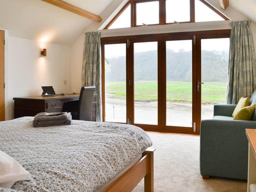 Double bedroom | Lower Netherdowns, Weare Giffard, Bideford