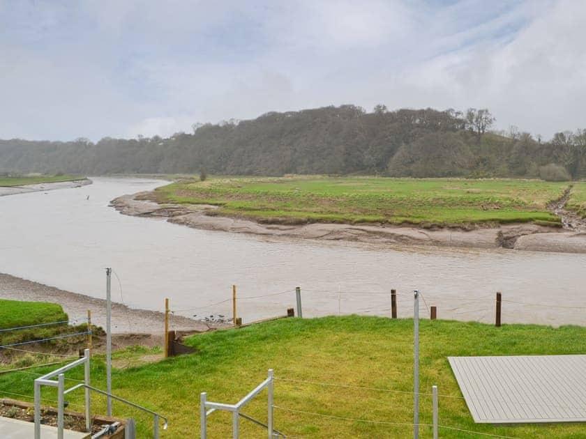 View | Lower Netherdowns, Weare Giffard, Bideford