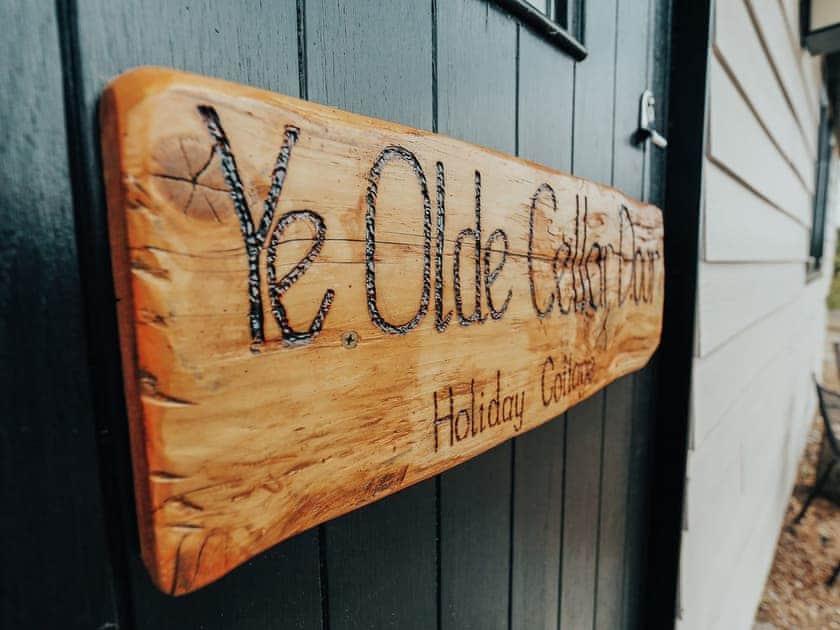 Ye Olde Cellar Door
