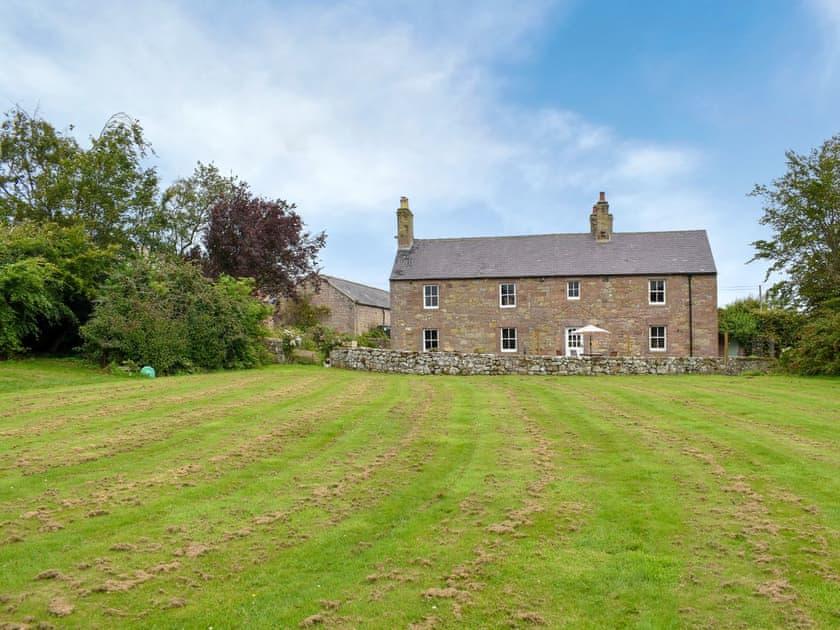The Farmhouse, Tynely Farm