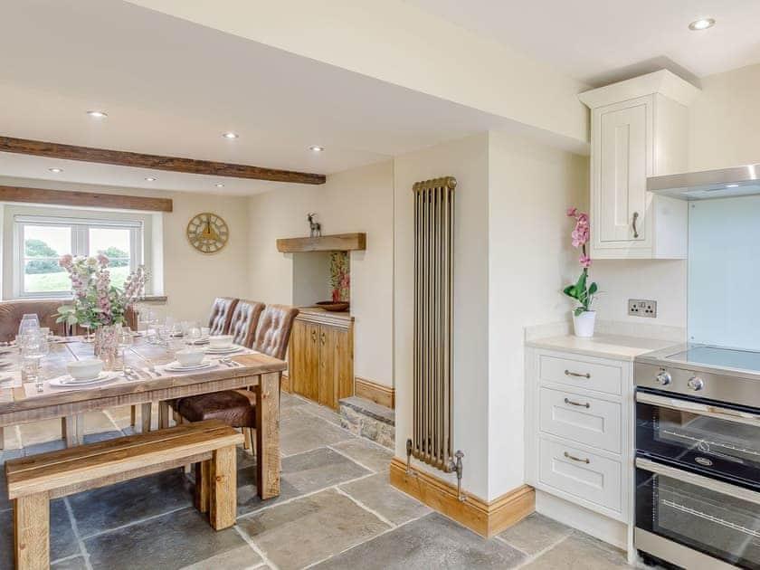 Kitchen/diner | Alton Hall Cottage, Alton, nr Chesterfield