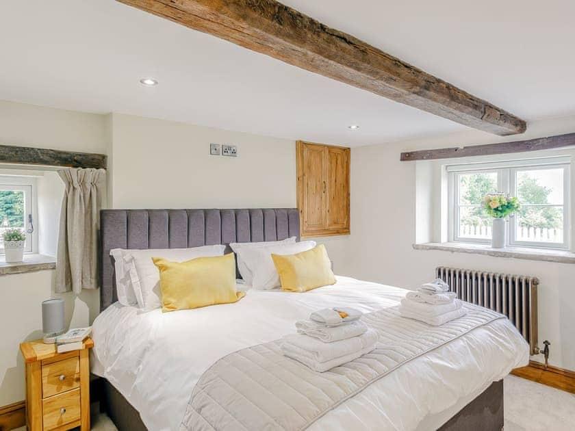 Double bedroom | Alton Hall Cottage, Alton, nr Chesterfield