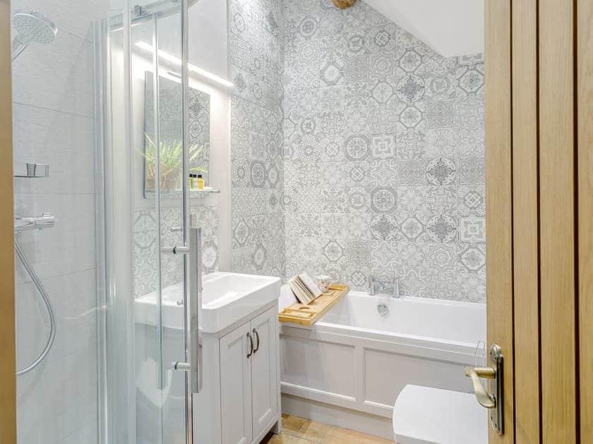 Bathroom | Alton Hall Cottage, Alton, nr Chesterfield
