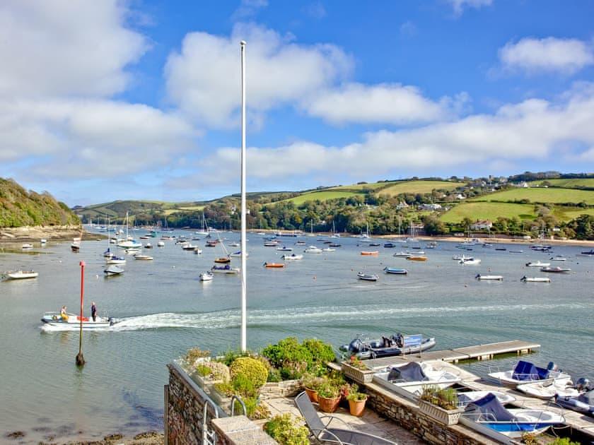 View | Island Quay 9, Salcombe