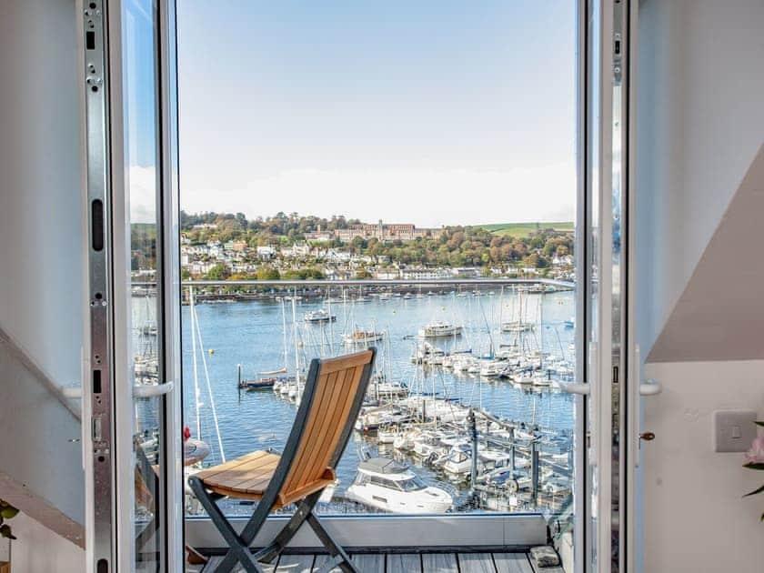Balcony | Upper Riverdene, Kingswear