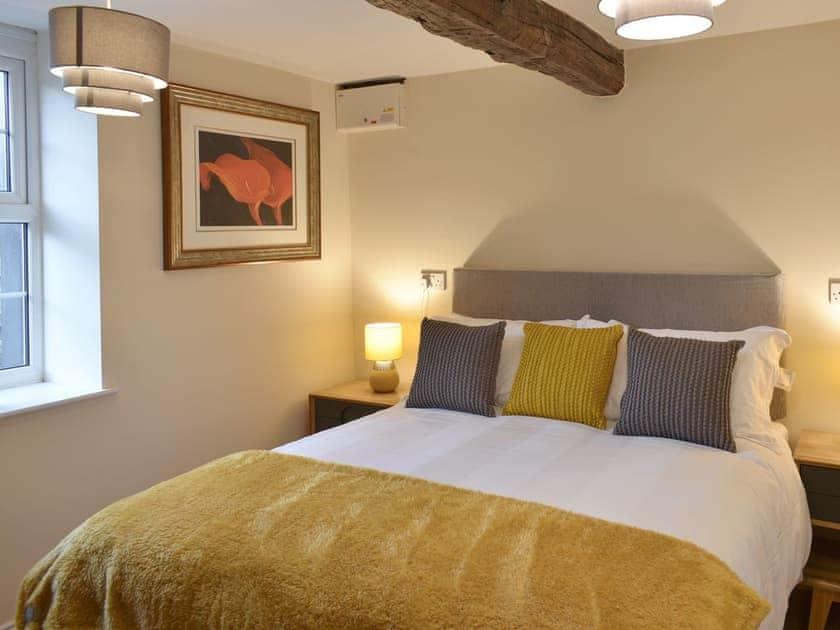 Double bedroom   The Mews, Appleby
