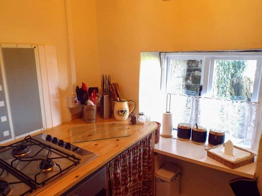 Kitchen | Scrumpy Barn, Dihewyd, near Aberaeron