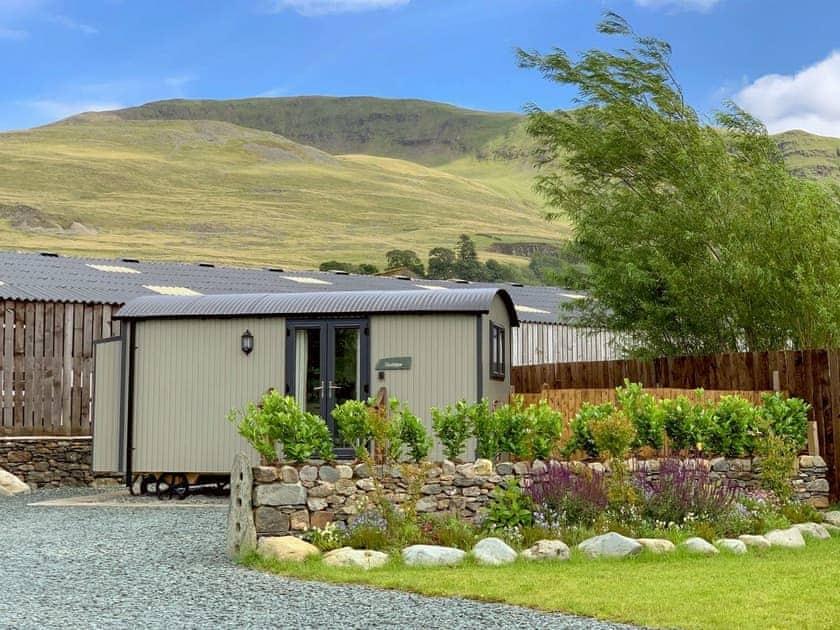 Mire House Shepherds Huts - Skiddaw