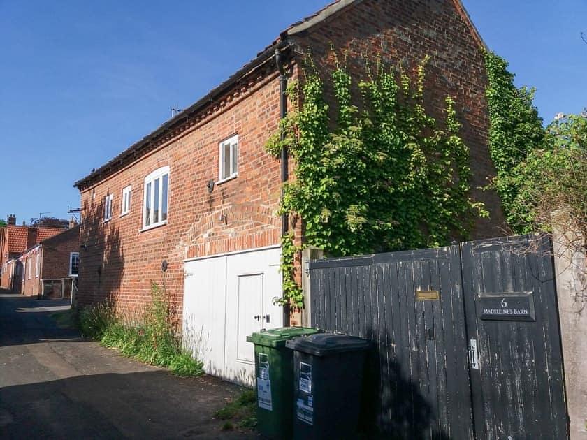 Madeleine's Barn