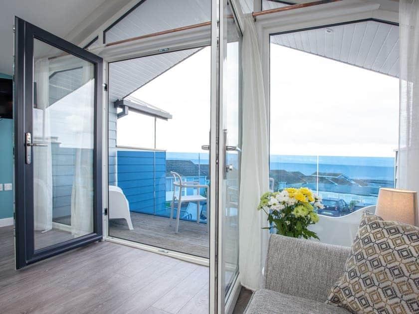 Balcony | Lighthouse View 10 - Golden Bay Holiday Village, Westward Ho!