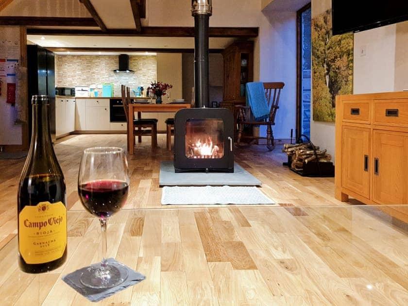 Open plan living space | Galleri - Dolgoy Cottages, Llangrannog