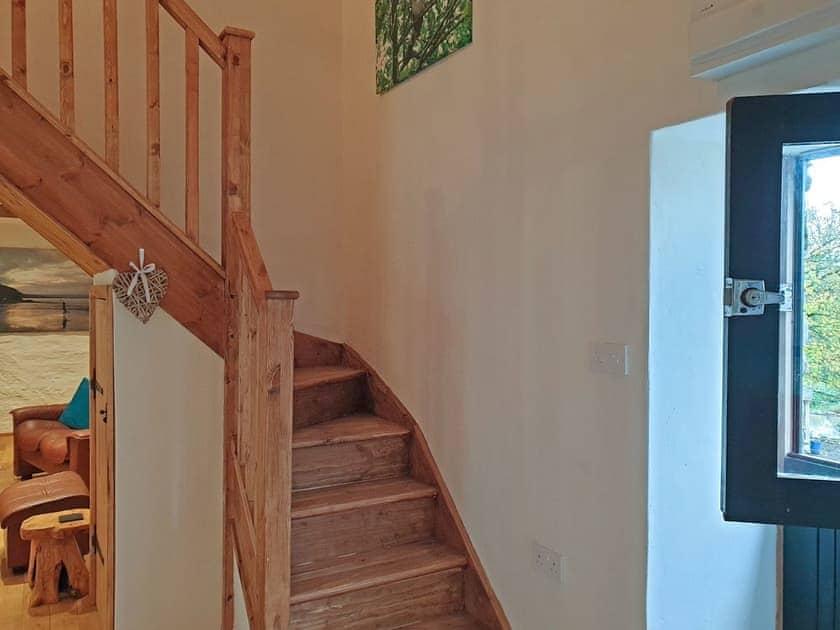 Stairs | Galleri - Dolgoy Cottages, Llangrannog