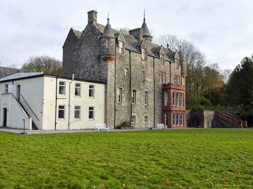 Machermore Castle Estate - South Castle Annexe