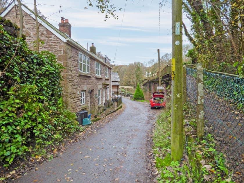 Exterior | Bridge Cottage, Penallt, Monmouthshire