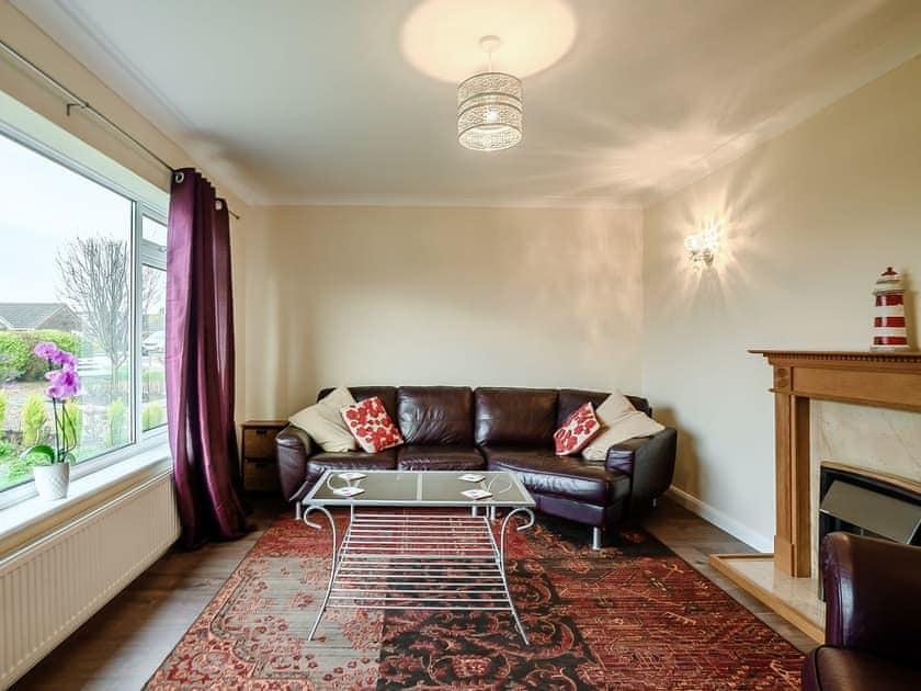 Living room   Seaclusion, Happisburgh