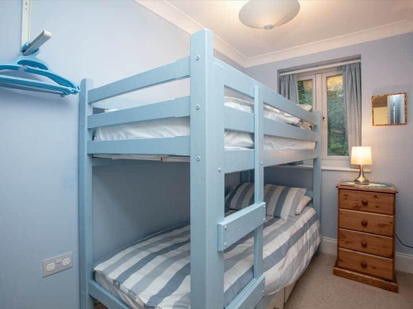 Bunk bedroom | Inglewood Cottages 2, Kingswear, nr. Dartmouth