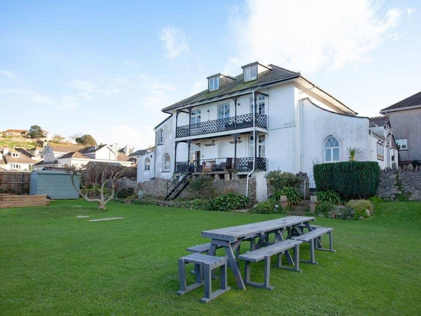 Ranscombe House