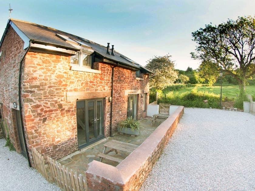 Exterior | Oak Cottage - Blagdon House Country Cottages, Blagdon, near Paignton
