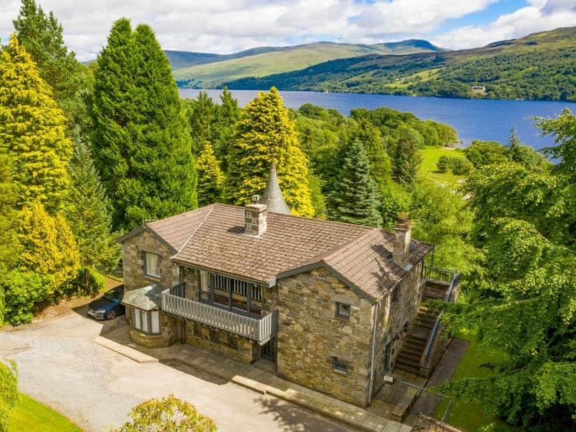 Loch Tay Highland Lodge Park - Loch Tay House