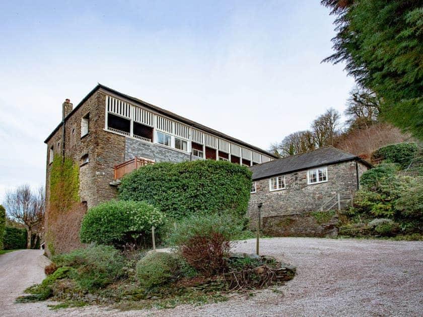 Exterior | Tuckenhay Mill House - Tuckenhay Mill, Bow Creek, between Dartmouth and Totnes