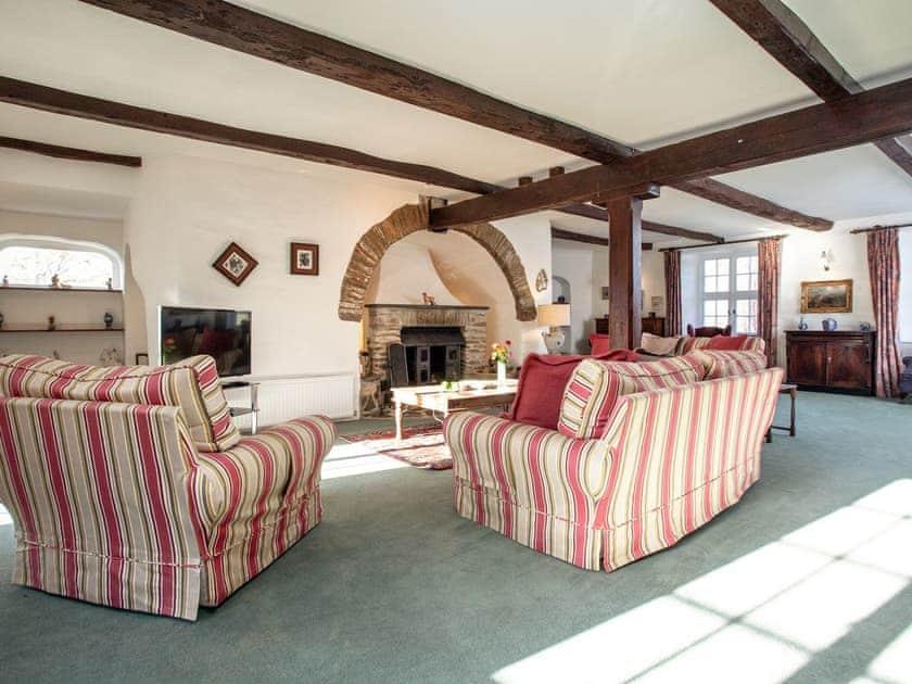 Living room | Tuckenhay Mill House - Tuckenhay Mill, Bow Creek, between Dartmouth and Totnes