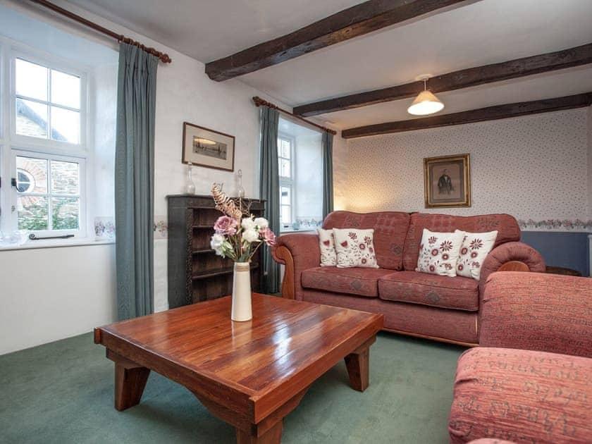 Sitting room/games room | Tuckenhay Mill House - Tuckenhay Mill, Bow Creek, between Dartmouth and Totnes