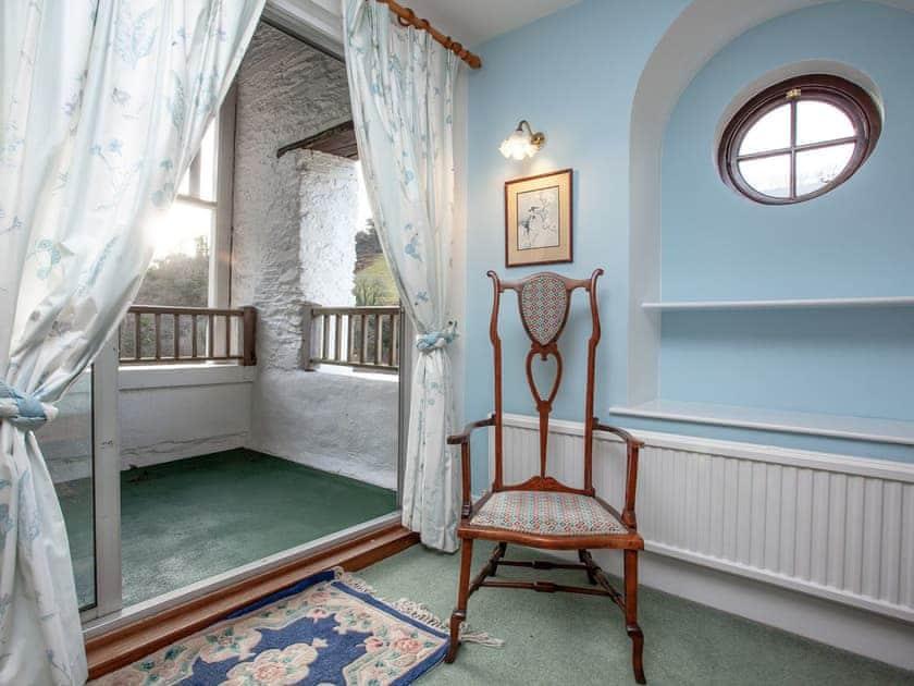 balcony access | Tuckenhay Mill House - Tuckenhay Mill, Bow Creek, between Dartmouth and Totnes
