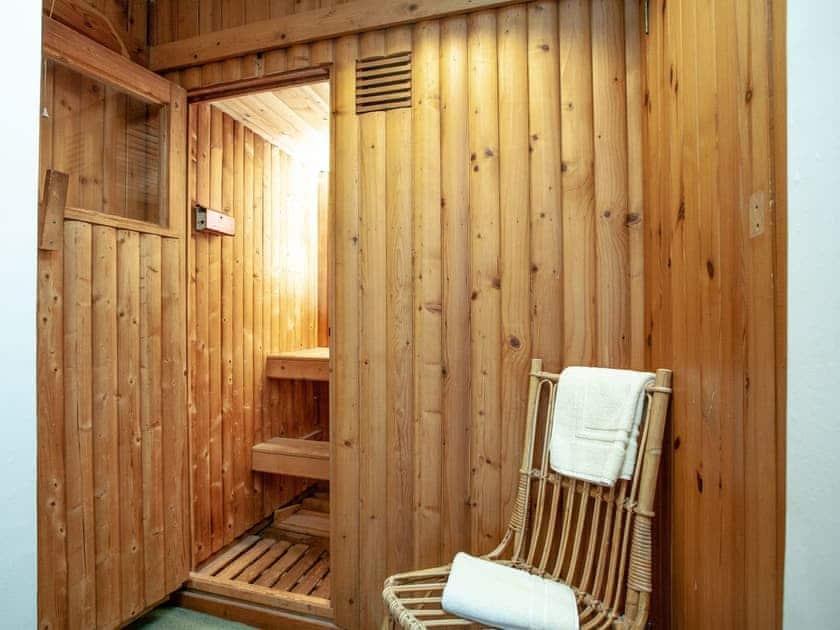 Sauna | Tuckenhay Mill House - Tuckenhay Mill, Bow Creek, between Dartmouth and Totnes