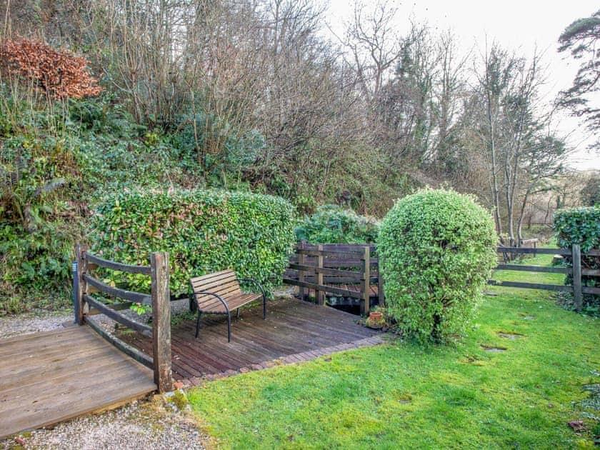Garden | Mill Leat - Tuckenhay Mill, Bow Creek, between Dartmouth and Totnes