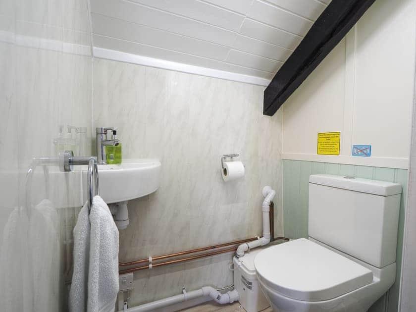 En-suite   Y Bwthyn, Talgarreg, near New Quay