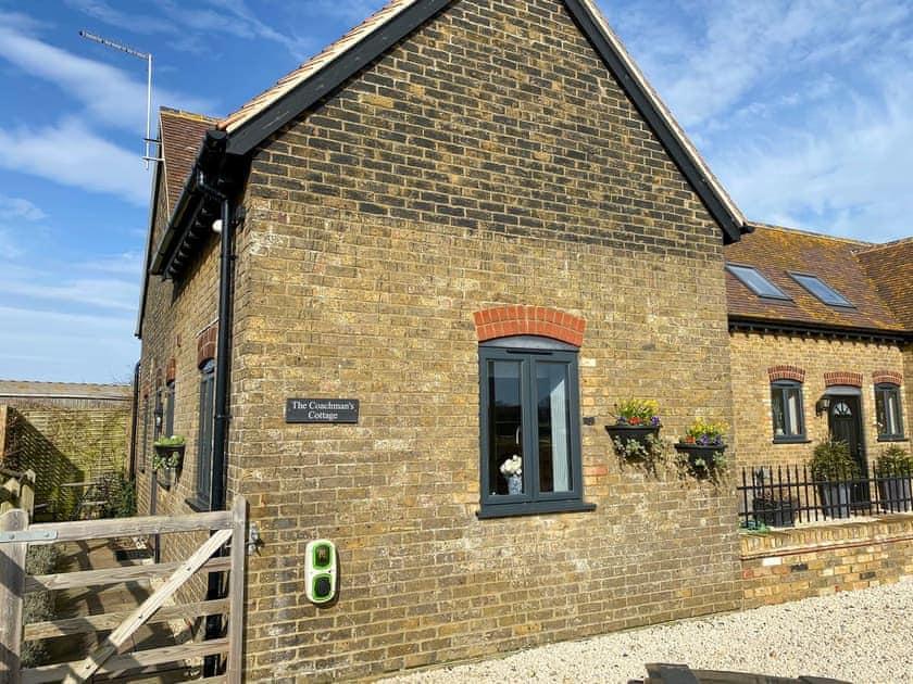 Old Downs Farm - Coachman's Cottage