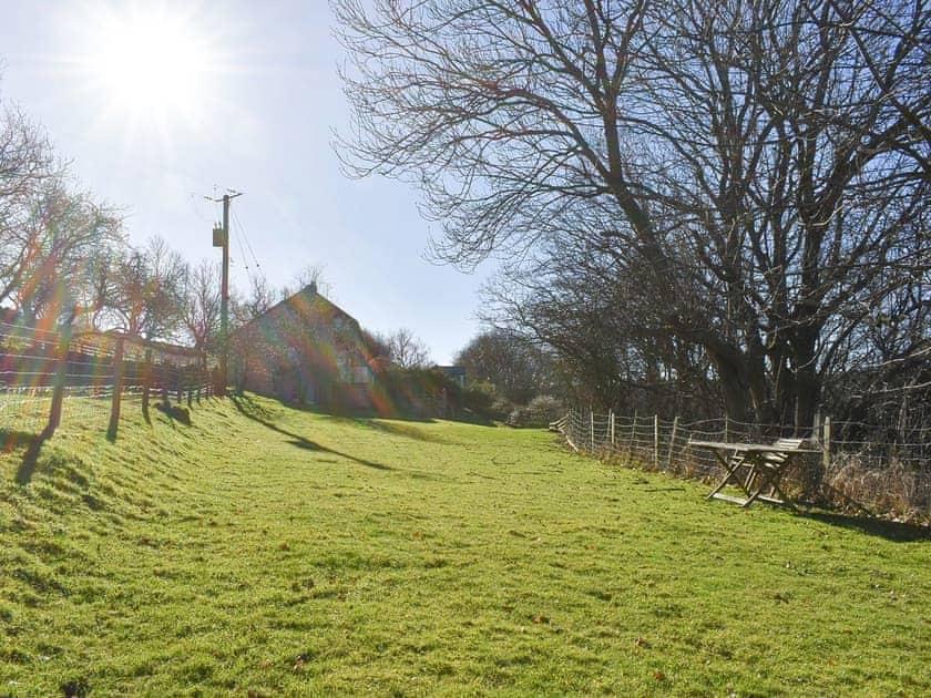 Garden | Ivy Cottage, Goathland, near Whitby