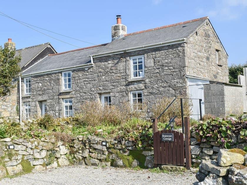 Bojewyan Cottage