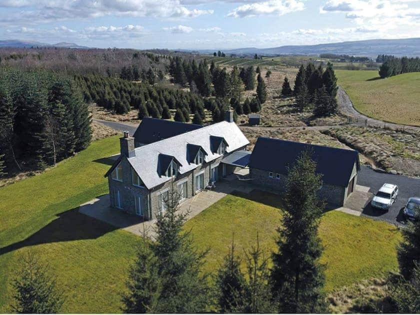 The Lodge at Muir Estate