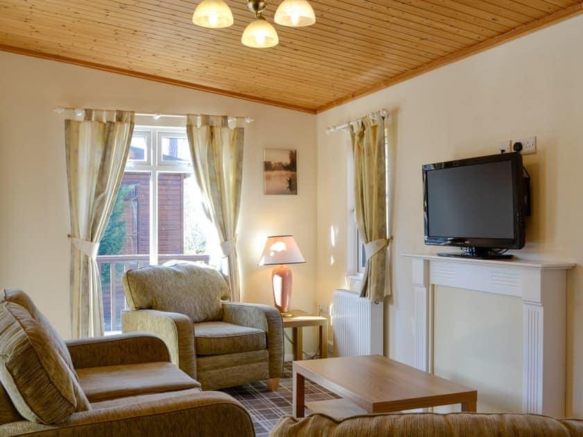 Royal Deeside Woodland Lodges- Lodge C