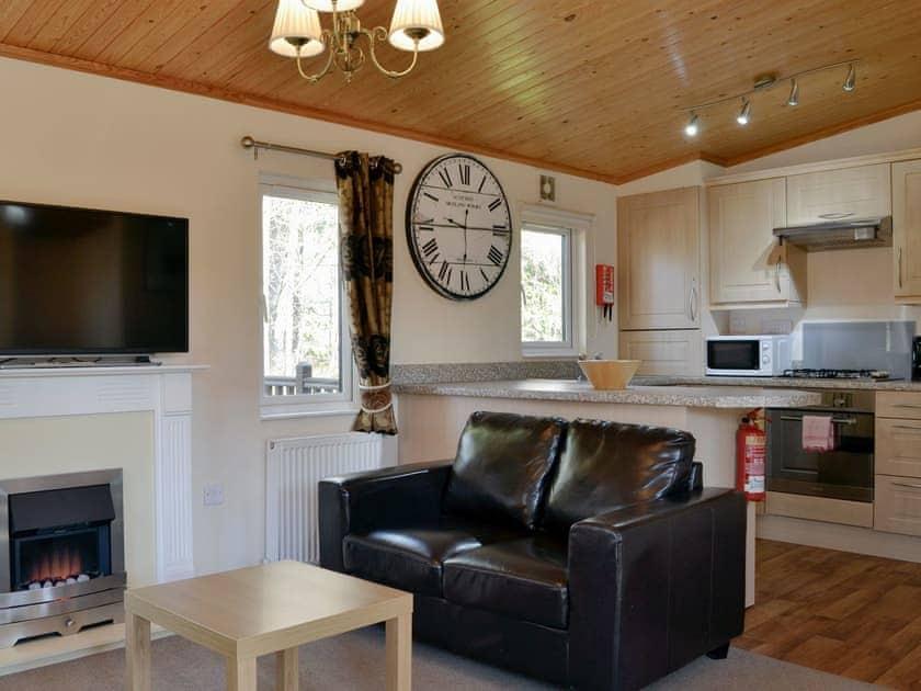 Royal Deeside Woodland Lodges - Lodge F