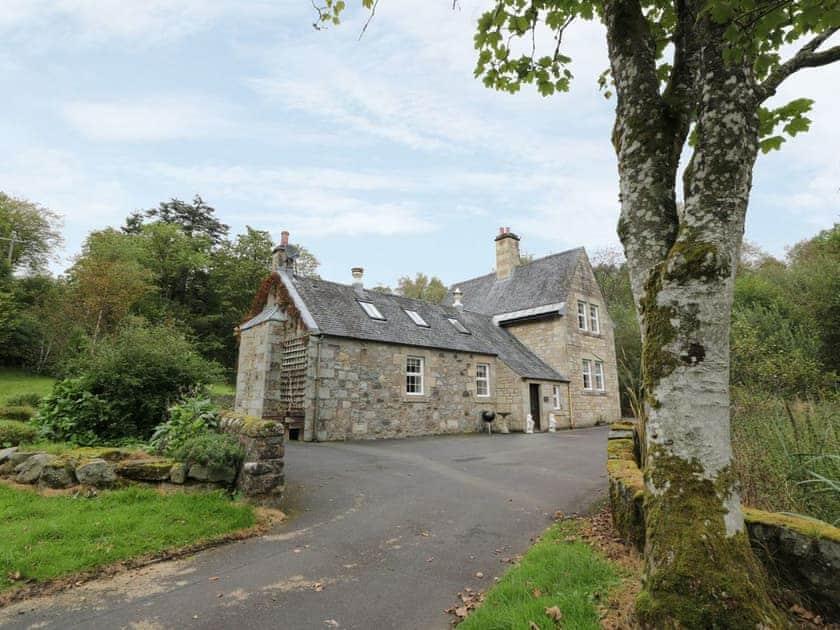 Cloncaird Castle- Burnside