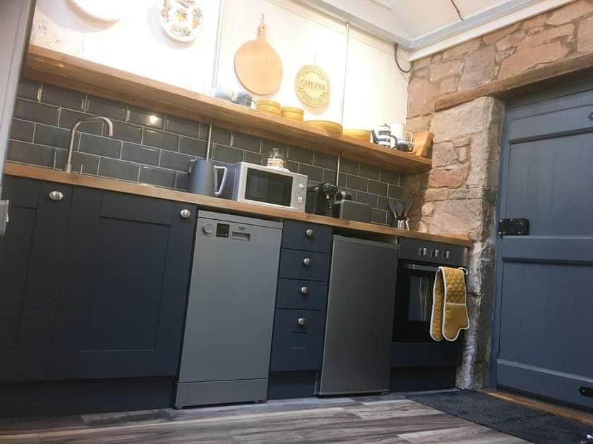 Kitchen | The Old Bakery, Berwick Upon Tweed