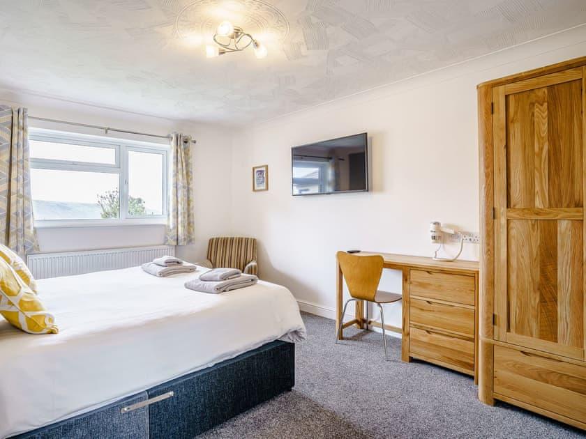 Double bedroom | Gwbert Holiday Cottages- Hafdir - Gwbert Holiday Cottages, Gwbert, near Cardigan